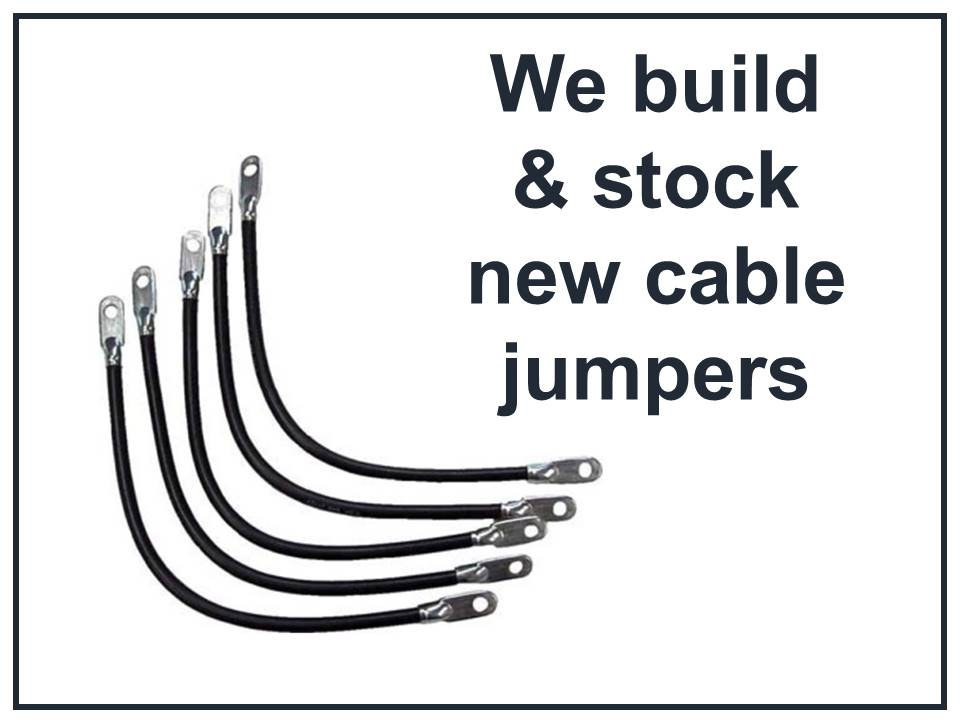 Battery Warehouse Plus Cable Jumpers
